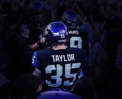 tcu phil taylor football
