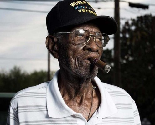 richard overton podcast