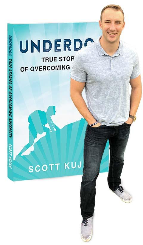 underdog author scott kujak