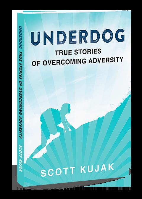 underdog book scott kujak