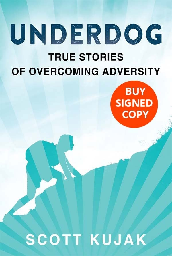 overcoming adversity self help book